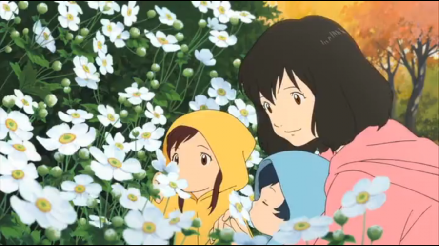 Wolf Children Film Review